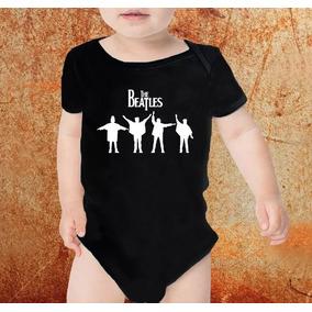 Body Infantil Bebê The Beatles Help Bore - Promoção!