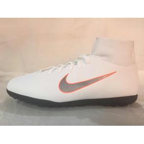 Tacos y Tenis Césped artificial Nike Blanco en Distrito Federal de ... f47125c5204e6