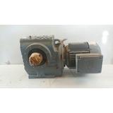 Motoredutor Sew Eurodrive 2hp 1:107,83 230/400v