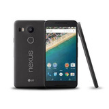 Black - Lg Google Nexus 5 X H790 Lte De 4 G De 16 Gb Ne-5283