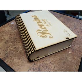 Caja Madera Para Fotografía/regalo/alajero