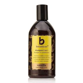 Shampoo 2 En 1 De Vainilla