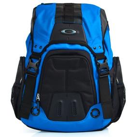 Mochila Oakley Azul E Preta Gerbox - Original