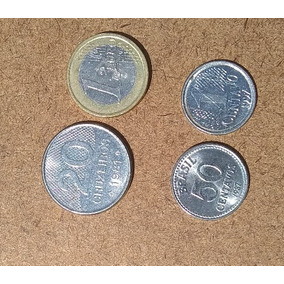 Euro,cruzeiro,centavos, Moedas Antigas