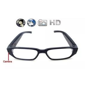 1634b0fc5c1ed Óculos Espião Executivo Filma Com Áudio Em Tempo Real - Eletrônicos ...