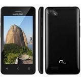 Celular Smartphone 3g 4 Pol Dual Chip Quad Core Camera 5 Mp