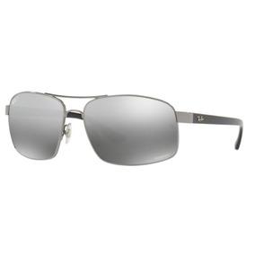 5883711bace Ray Ban Rb3390 004 71 De Sol - Óculos no Mercado Livre Brasil