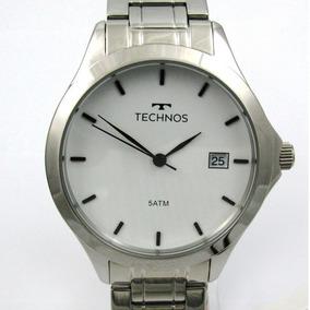 Relógio Technos Masculino Executivo Aço 1s13bctdy1b