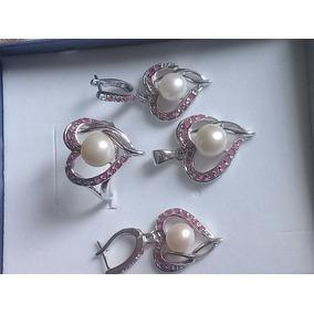 b0a9ae3037c3 Anillos De Plata Turca Perlas - Aretes en Mercado Libre México