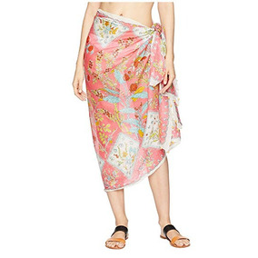 Bufanda Echo Design Coral 52523394
