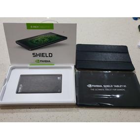 Tablet Gaming Nvidia Shield + Funda Forro Como Nueva!!!