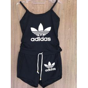 ab3a811462d Conjuntos Da Adidas Original Feminino - Outros no Mercado Livre Brasil