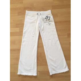 Pants Aeropostale Blancos Dama Talla Xs (27)