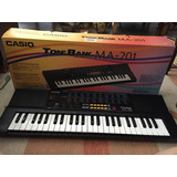 Organo Electronico Casio Ma-201