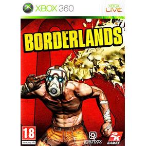 Jogo Borderlands Xbox 360 X360 Original Pronta Entrega Game