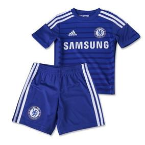 Conjunto Chelsea Para Niño - adidas Temp- 14 15 (original) 82085bbdd998b