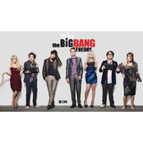 The Big Bang Theory Serie 11 Temporadas Completas