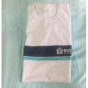 da0ead744fe08 Camisa Escola Escolar Municipal Estadual Rio De Janeiro Rj