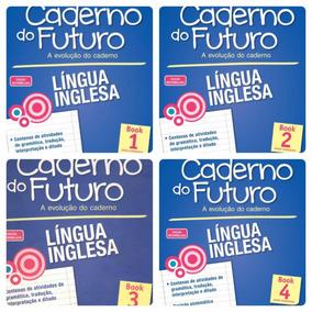 Coleção Caderno Do Futuro Inglês 6 Ao 9 Ano Do Professor