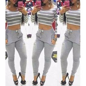 Calca Moleton Feminina - Calças Outras Marcas Feminino em Belo ... d5888a5cb6