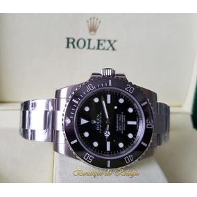 a60aabd0493 Replica Rolex Submariner Maquina Eta - Relógios no Mercado Livre Brasil
