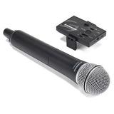 Microfono Inalámbrico Para Celulares Smartphone/iphone