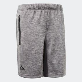 2775e87143f Calça Moletom Adidas Infantil - Bermudas no Mercado Livre Brasil