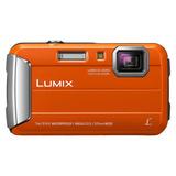 Cámara Digital A Prueba De Agua Panasonic Lumix Ts25 16mp