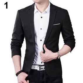 561a8964276 Blazer + Camisa Slim Fit Luxo Masculino Super Promocao