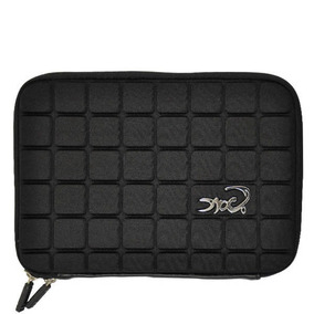 Capa Para Ipad Mini/tablet 7 A 9 Preto Frete Grátis