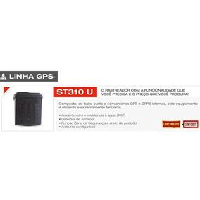 Rastreador Suntech St310u + Plataforma + App + Chip M2m