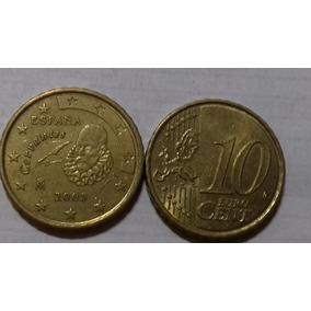 España 2003 Moneda De 10 Céntimos De Euro