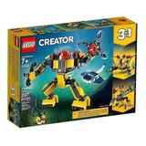 Lego Creator Robot Submarino 31090