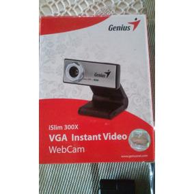 Genius iSlim 300X WebCam Windows Vista 64-BIT