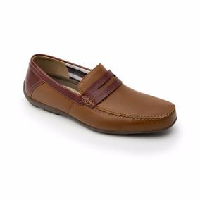 Calzado Zapato Flexi 68607 Tan Oficina Casual Vestir Salir