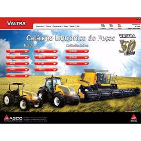 Catálogo Eletrônico De Peças Valtra 3.0 Maquinas Pesadas