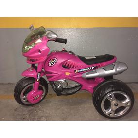 e61879ba08b Moto Eletrica 12v Usada - Mini Veículos e Bicicletas