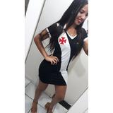 Vestido Vasco Da Gama Feminina no Mercado Livre Brasil a2789cabe0bc1