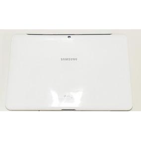 Tampa Traseira Para Tablet Samsung Gt-p5100 Branco Original