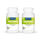 Combo 2 Triptofano Newnutrition 120 Cápsulas