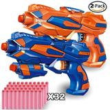 b01985ef7c Paquete De 2 Armas De Exsport Con Juego De Dardos Y 36 Unida