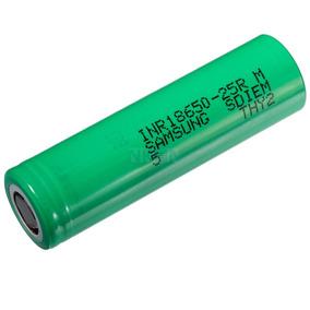 1x Bateria Samsung Inr18650 25r 2500mah 20a 3.7v Original!