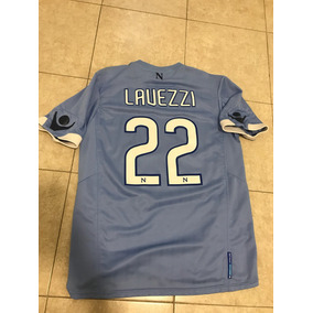 Camiseta Napoli Lavezzi - Camisetas en Mercado Libre Argentina 3375d1cc11fd2