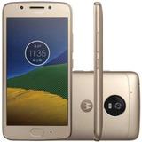 Celular Smartphone Motorola Moto G5 16gb Dual Sim Tela 5
