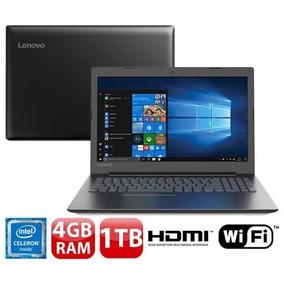 Notebook Lenovo Ideapad 320 Semi-novo Com Windows10 Original