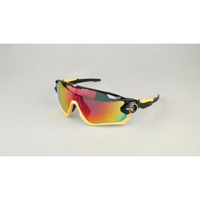 0292c2a5b4056 Oculos Oakley Jawbreaker Amarelo De Sol - Óculos no Mercado Livre Brasil