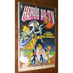 Heróis Da Tv N° 71 Com O Dicionário Marvel