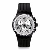 Reloj Swatch Cronografo Susb103 Sellado Garantía Mp