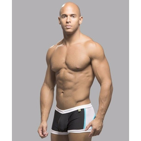 Andrew Christian Gay Ropa Interior 7424 Blk S