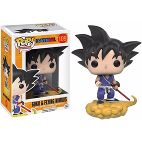 Funko Pop Goku & Fly Nimbus (109) Dragonball Z